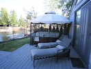 Large Hot Tub with Views of The Water & Heavenly Ski Resort