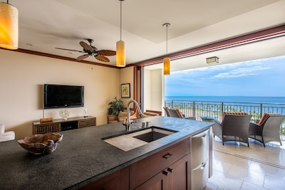 Kitchen and lanai