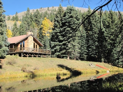 Secluded, peaceful mountain getaway just 5 miles from Vallecito Lake