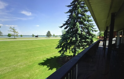 beautiful view of Indian Lake