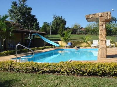 Chácara completa em São Pedro, VÁ DE ENCONTRO AO MELHOR QUE EXISTE EM SÃO PEDRO