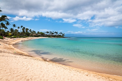 Tranquil and inviting Napili Beach