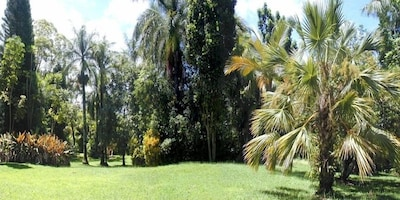 Hana Gardenland 5 acres of botanical gardens