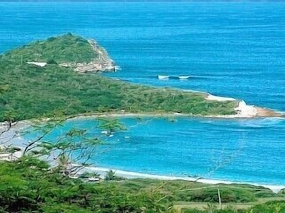Half Moon Bay (Best beach on Antigua)