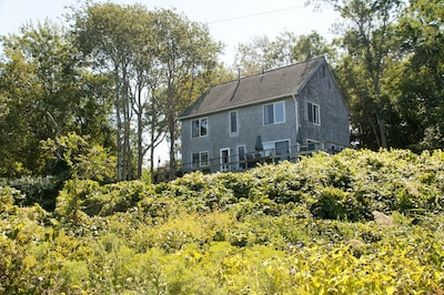View of House from Kayak Launch