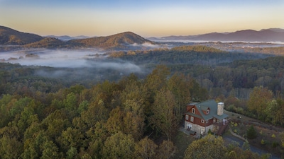 Breath taking Appalachian mountains surround our property!