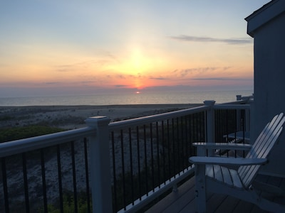 Sun Rise View from Master Deck
