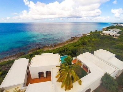 AREAL VIEW OF SHOAL REEF VILLA!