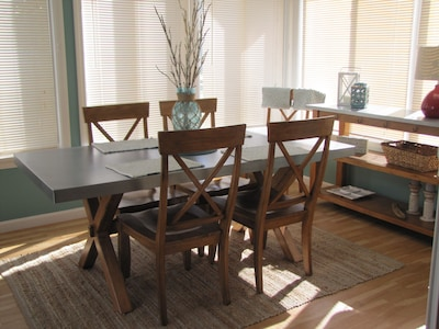 Dining Area and porch