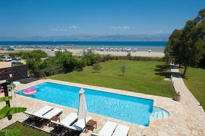 Agni Bay, Corfu, Ionian Islands Region, Greece