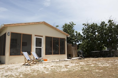 Your own beach front hideaway!