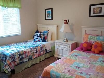 Kid's Bedroom-Upstairs