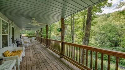 Upper Front Deck