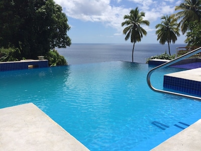 Morne Coubaril Estate, Soufrière, Sainte-Lucie