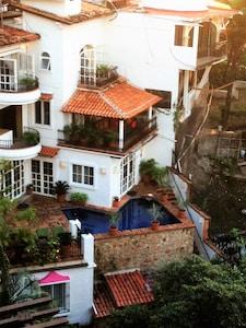 Exterior Villa Rosa