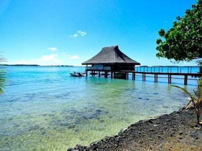 Arc En Ciel Bora-Bora, Bora Bora, French Polynesia
