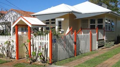 Settlement Cove Lagoon, Brisbane, Queensland, Australië