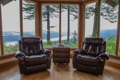 Comfort and an amazing view