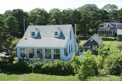 Charming Cottage With Ocean Views In Biddeford Pool 200 Yards To 2 Mile Beach Biddeford Pool