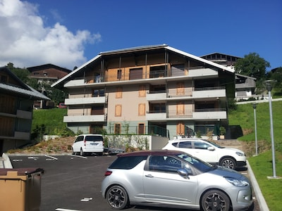 Pays du Mont-Blanc, Haute-Savoie, France