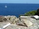 Photo3/4 : Vue grandiose et panoramique de la mer : Vue réelle de la terrasse