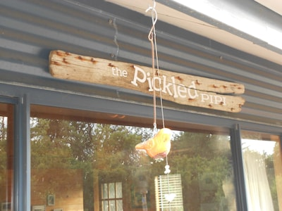 The Pickled Pipi beach house at Gippsland's Venus Bay