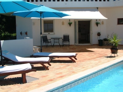 Pool Side Apartment With Own Entrance. surrounded by Stunning Countryside views.