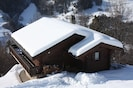 The chalet is suitable for all seasons.