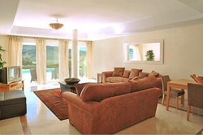 Open Plan Living Room Dining Area