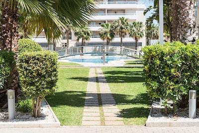 Maravilloso Apartamento en urbanización privada de lujo con excelentes instalaciones