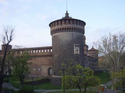 Mailand (XNC-Cadorna Train Station), Mailand, Lombardei, Italien