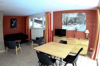 salon - salle à manger nouveau mobilier