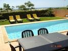 Garten und privater Swimmingpool
