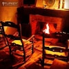 Welcoming Fire (Bob Kelly Travel)