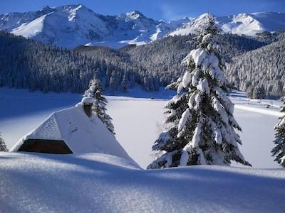 Col d'Aspin, Aspin-Aure, Hautes-Pyrenees, France
