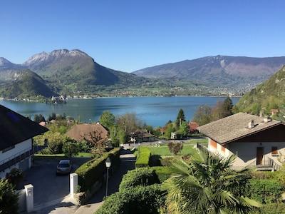 Talloires, Haute-Savoie (département), France