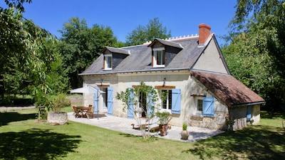 Le Petit-Pressigny, Indre-et-Loire (département), France