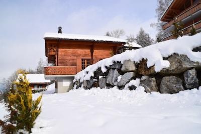 Les Mayens-de-Sion, Sion, Vex, Valais, Switzerland
