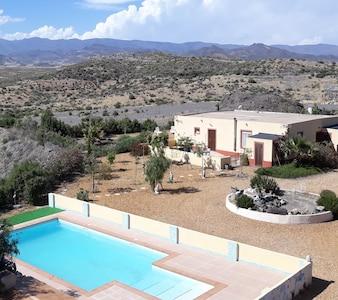 Alsodux, Andalusië, Spanje