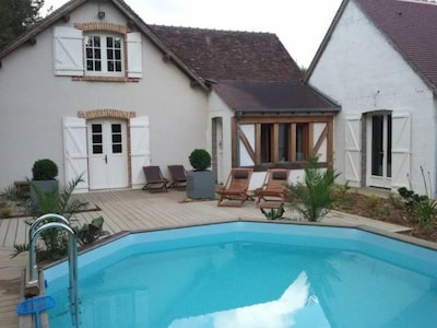 Villeny, Loir-et-Cher, France