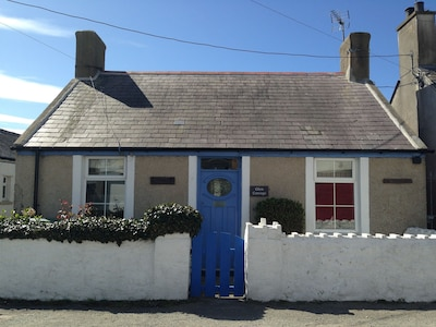 Character Cottage with south facing private garden.