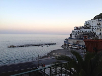 Sea view form the terrace
