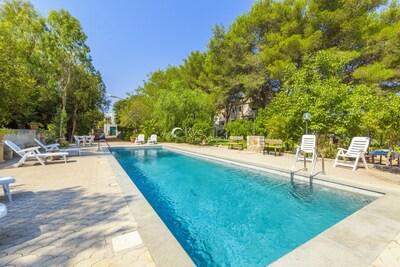 Spongano, Apulië, Italië