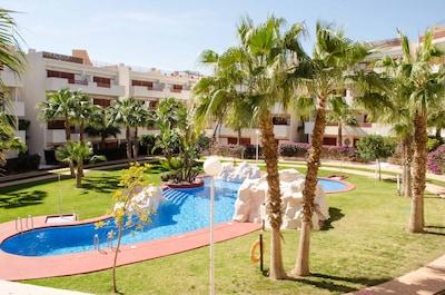 Ferienwohnungen El Rincón - Calle Santa Rita, Playa Flamenca, Orihuela Costa, 03189