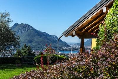Monte Due Mani, Morterone, Lombardy, Italy
