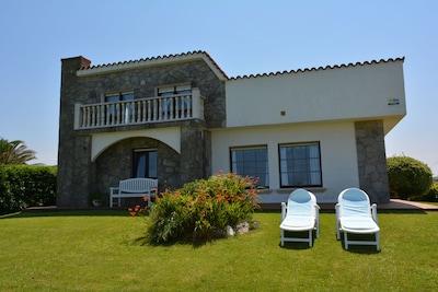 Cuchia, Miengo, Cantabria, Spanien