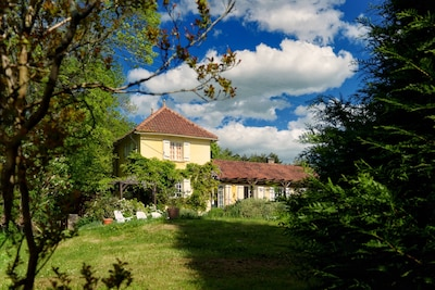 Celles, Dordogne, Frankreich