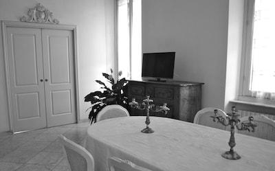 charmante Wohnung in Brera in Mailand. historischen und charmanten Gebäude.