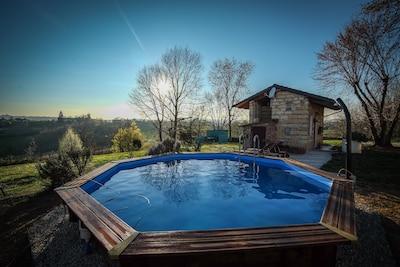 Morano sul Po, Piedmont, Italy