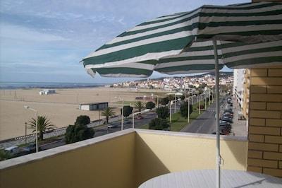 Figueira da Foz Beach, Figueira da Foz, Coimbra District, Portugal